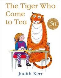 [해외]The Tiger Who Came to Tea [With CD (Audio)] (Paperback)