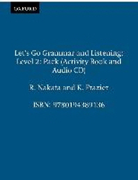 Let's Go Grammar and Listening 2(Activity Book with CD)