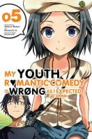 [해외]My Youth Romantic Comedy Is Wrong, as I Expected @ Comic, Volume 5 (Paperback)