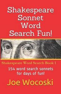 [해외]Shakespeare Sonnet Word Search Fun!