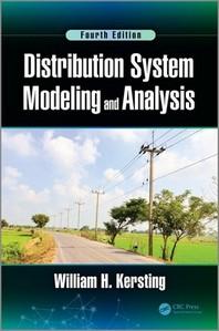 [해외]Distribution System Modeling and Analysis