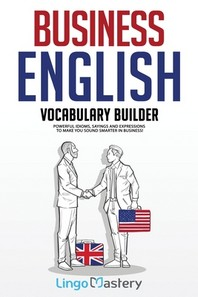 [해외]Business English Vocabulary Builder