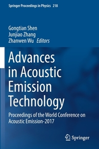 [해외]Advances in Acoustic Emission Technology