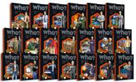 who? 엔지니어 시리즈 1~20권 세트