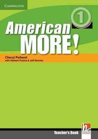 American More! Level 1 Teacher`s Book