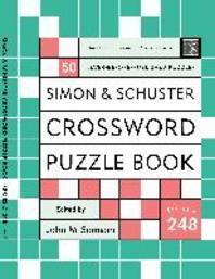 Simon and Schuster Crossword Puzzle Book #248
