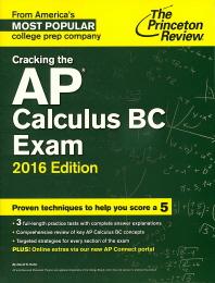 Cracking the AP Calculus BC Exam(2016)