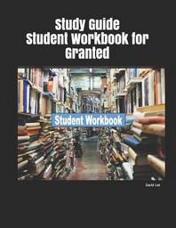 [해외]Study Guide Student Workbook for Granted (Paperback)