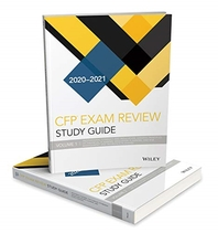 Wiley Study Guide for 2020 - 2021 CFP Exam