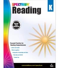 Spectrum Reading Grade. K