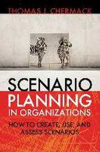 [해외]Scenario Planning in Organizations (Paperback)
