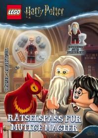 [해외]LEGO? Harry Potter(TM) - Raetselspass fuer mutige Magier