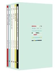 현대문학 핀 시리즈 시인선 Vol. 4 세트(현대문학 핀 시리즈 시인선 19~24)(양장본 HardCover)(전6권)