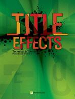 TITLE EFFECTS(타이틀 이펙트)(CD1장포함)