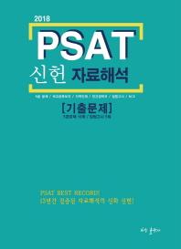 PSAT 신헌 자료해석 기출문제(2018)