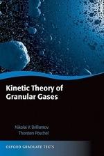 [해외]Kinetic Theory of Granular Gases