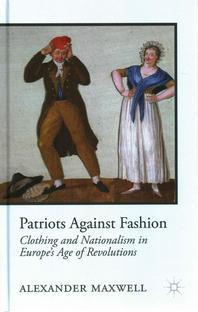 [해외]Patriots Against Fashion (Hardcover)
