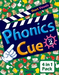 Phonics Cue. 2(SB+WB+AB+CD)(CD2장포함)