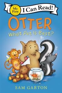 [해외]Otter (Hardcover)