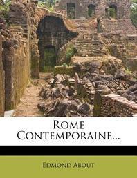 [해외]Rome Contemporaine... (Paperback)