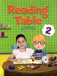 Reading Table 2(SB+CD) =CD 있음/사용감없는 최상급입니다