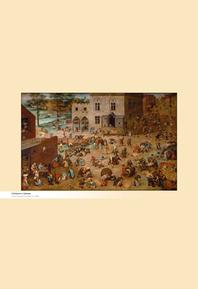 아이들의 놀이 - 피터르 브뤼헐(Pieter Bruegel the Elder) (e오디오북)
