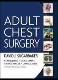 Adult Chest Surgery [Hardcover]