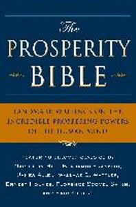 [해외]The Prosperity Bible (Hardcover)