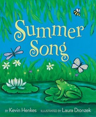 [해외]Summer Song (Library Binding)