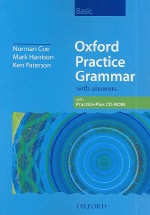 Oxford Practice Grammar Basic with Answers(CD1장포함)
