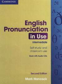 [해외]English Pronunciation in Use Intermediate with Answers and Audio CDs (4) (Paperback)
