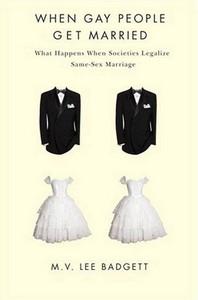 [해외]When Gay People Get Married (Hardcover)