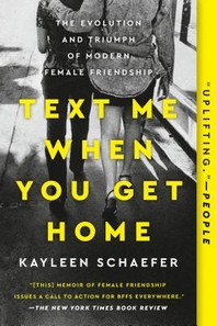 [해외]Text Me When You Get Home (Paperback)