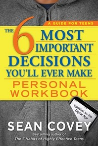[해외]The 6 Most Important Decisions You'll Ever Make Personal Workbook