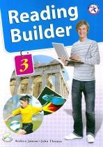 Reading Builder. 3 =CD 있음/외형 약간의 중고감/내부 사용감없는 최상급수준입니다