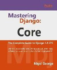 [보유]Mastering Django