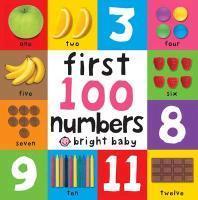 [해외]First 100 Numbers. (Board Books)
