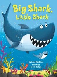 [해외]Big Shark, Little Shark (Board Books)