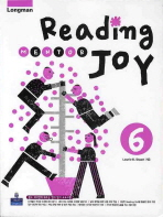 READING MENTOR JOY. 6