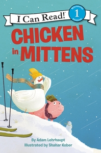 [해외]Chicken in Mittens (Paperback)