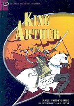 King Arthur and the Knights of the Round Table(Oxford Bookworms Starte