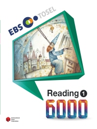 EBS TOSEL Reading 6000. 1(CD1장포함)