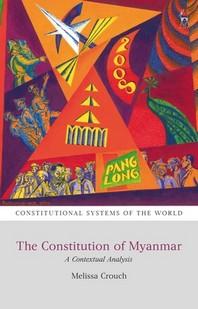 [해외]The Constitution of Myanmar (Paperback)
