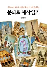 문화로 세상읽기