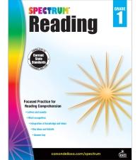 Spectrum Reading Grade. 1