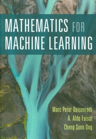 [해외]Mathematics for Machine Learning