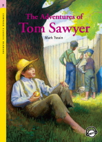 THE ADVENTURES OF TOM SAWYER(CD1포함)(COMPASS CLASSIC READERS 2)