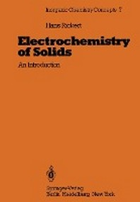 Electrochemistry of Solids