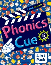 Phonics Cue. 3(SB+WB+AB+CD)(CD2장포함)