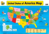 UNITED STATES OF AMERICA MAP(벽보)